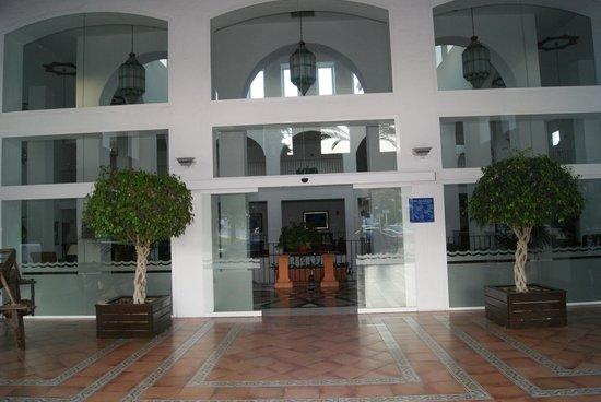 Club Marmara Marbella : l'entrée