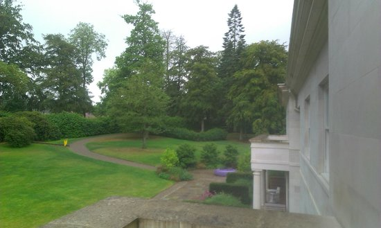 Rudding Park Hotel : From our balcony