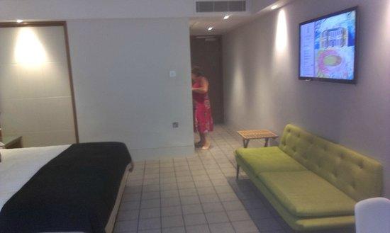 Rudding Park Hotel: Spacious room