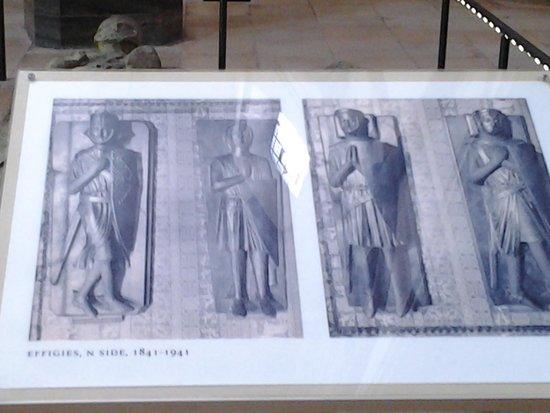 Temple Church: Info on the Knights Templar
