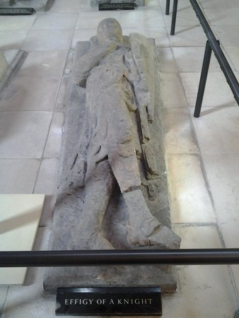 Temple Church: Marker of a Knights Templar