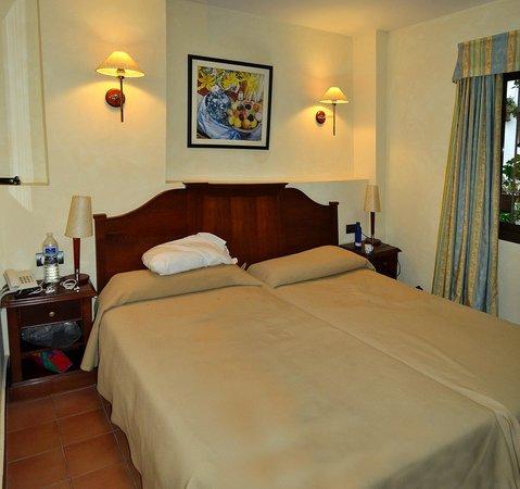 La Posada Hotel: Charming room nr. 1