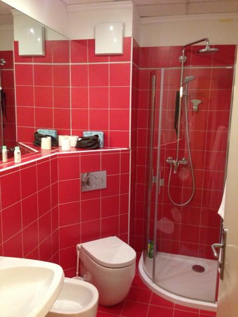 Hotel Cles: Bagno