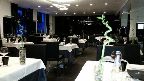 Hotel Montecatini Palace: sala da pranzo