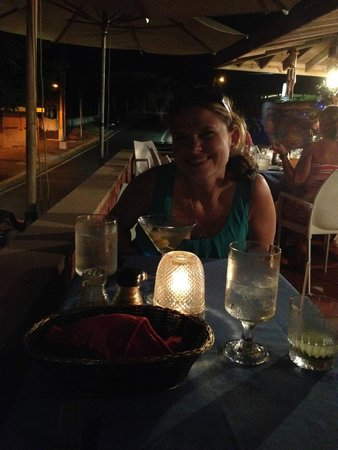 The Trade Winds Guesthouse & Restaurant: drinks