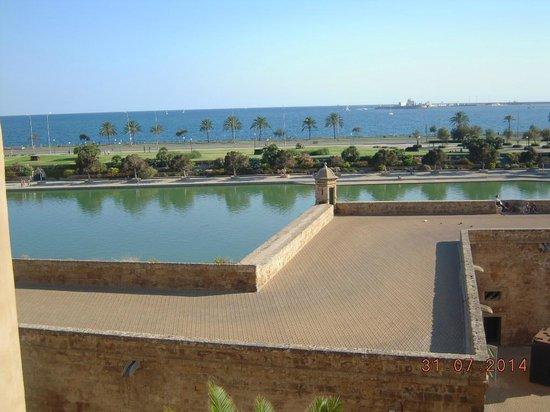 Parque del Mar: laghetto
