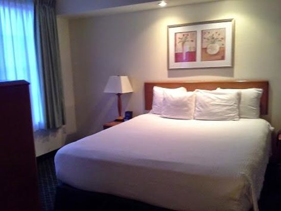 Fairfield Inn & Suites Temecula: King suite bed - Room 131