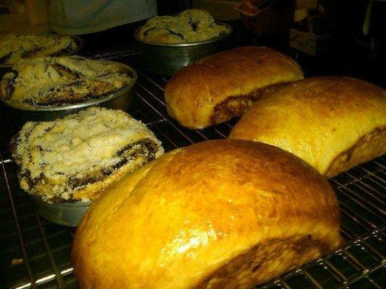 Upcountry Provisions: babka and brioche