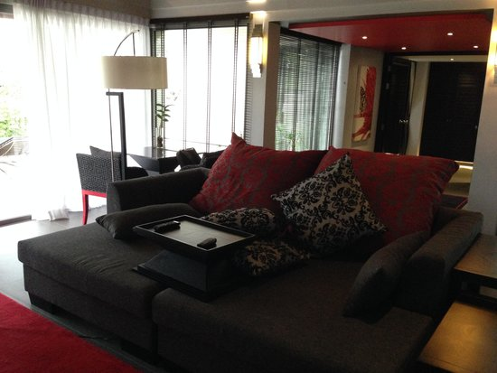 The Pavilions Phuket: Living room