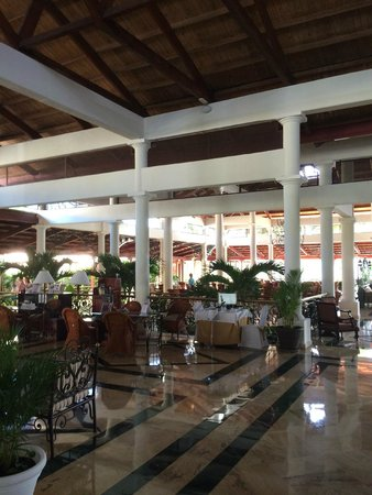 Grand Bahia Principe Punta Cana: Lobby