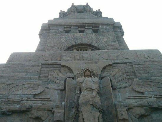 Völkerschlachtdenkmal: Imposant!