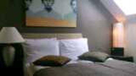 Quentin Design hotel: Doppel-Standart unterm Dach
