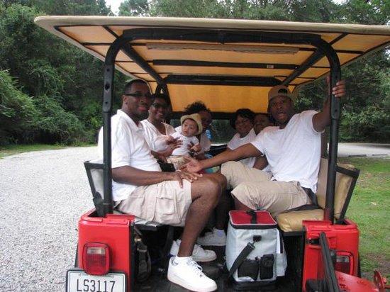 Carolina Safari Jeep Tours Myrtle Beach Sc
