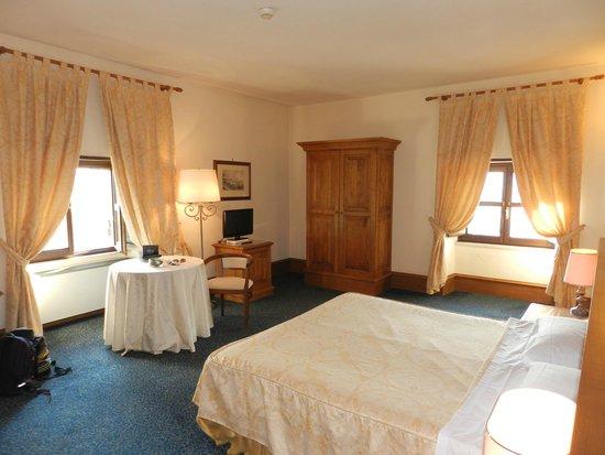Castello Chiola Hotel: chambre ensemble