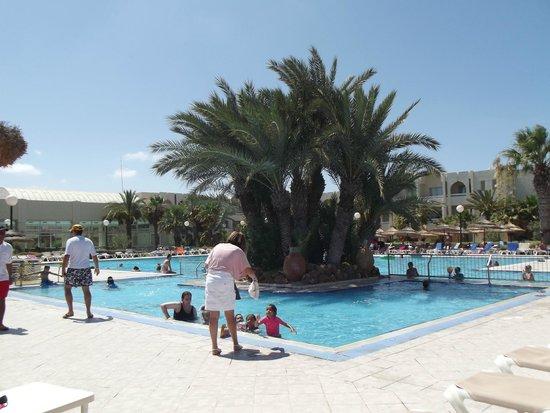 Iberostar Mehari Djerba : piscine exterieur