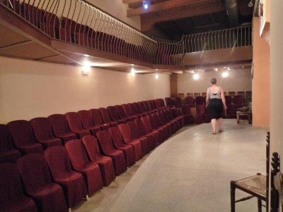 Casa de la Memoria : 劇場内
