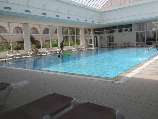 Iberostar Mehari Djerba : piscine couverte