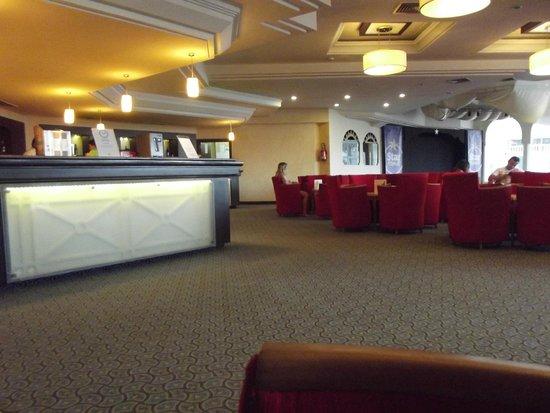 Iberostar Mehari Djerba : bar de l hotel