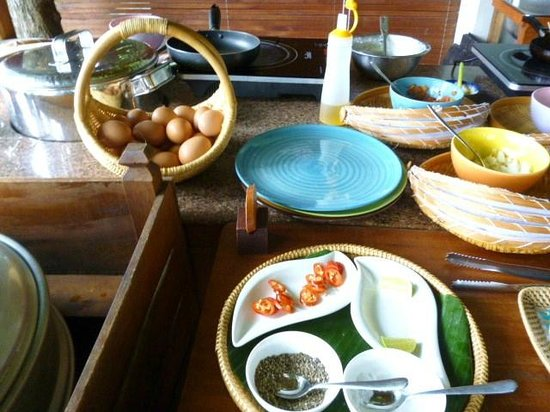 Hoi An Chic Hotel: breakfast