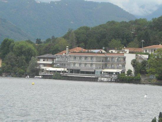 Hotel Ristorante Giardinetto: vista dal lago