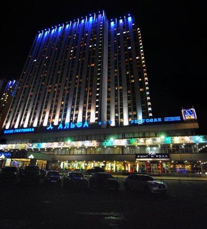Alfa Hotel: Гостиница Измайлово Альфа