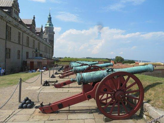 Kronborg Castle Defensive Position