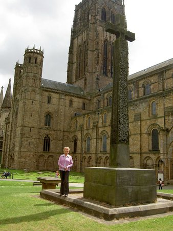 Durham Cathedral: Outside the Cathedral