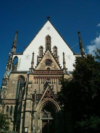 St. Thomas Church (Thomaskirche): Wirklich sehenswert