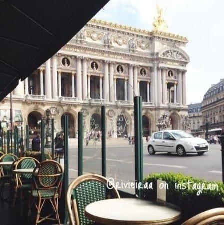 Opéra Garnier : Printemps 2014