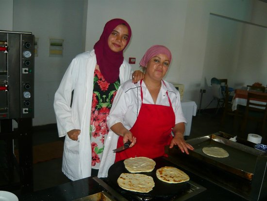 Hotel Menara: les adorables cuisinières