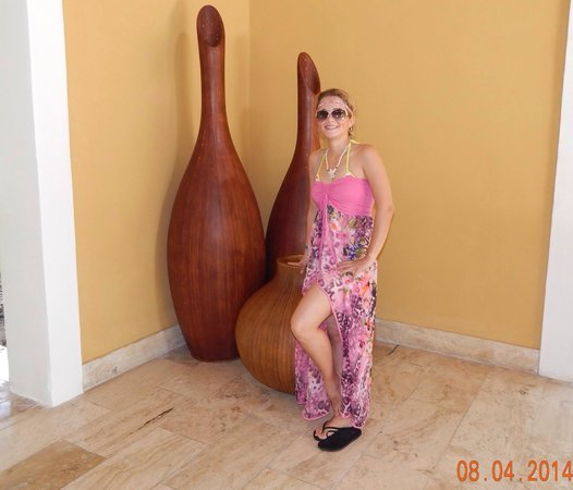 Meliá Caribe Tropical : Myself