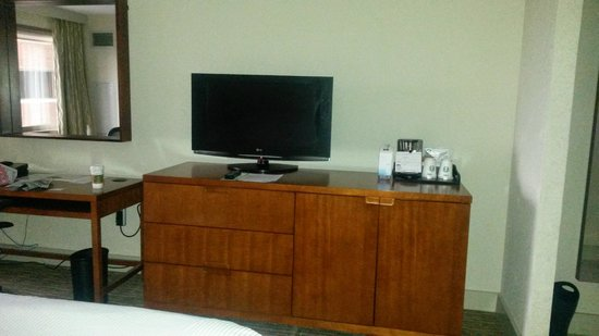 Westin Tampa Harbour Island: room