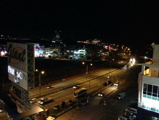 The Klagan Regency: View