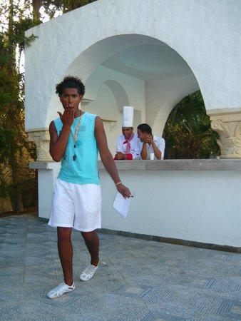 Hotel Menara: Shaguy et l'animation Flèchettes