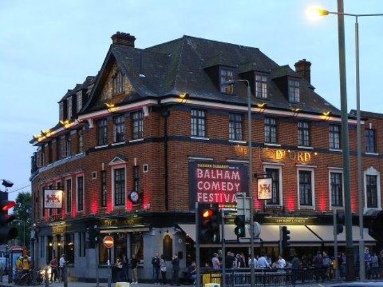Banana Cabaret - every Friday and Saturday at The Bedford Pub, Balham.