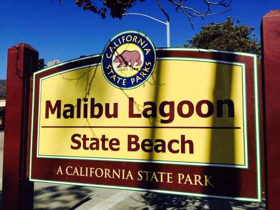 Malibu Lagoon State Beach: Malibu lagoon