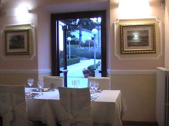 Villa Sgariglia : l'interno