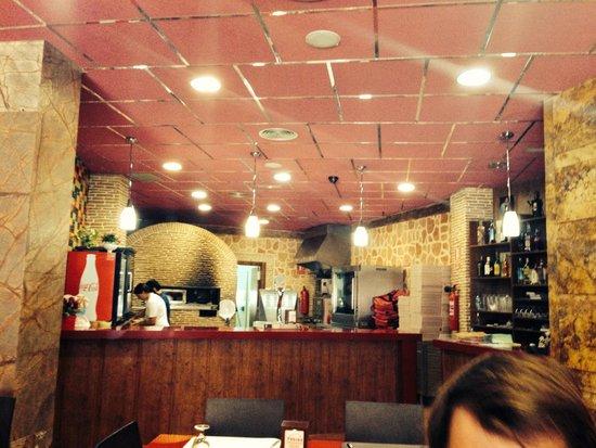 Pizzería Torino: Pizzeria torino