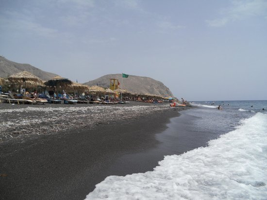Perivolos, اليونان: Spiaggia Perivolos