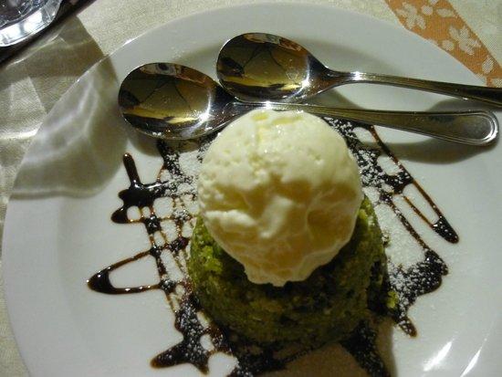 Expanificio: cous-cous dolce al pistacchio