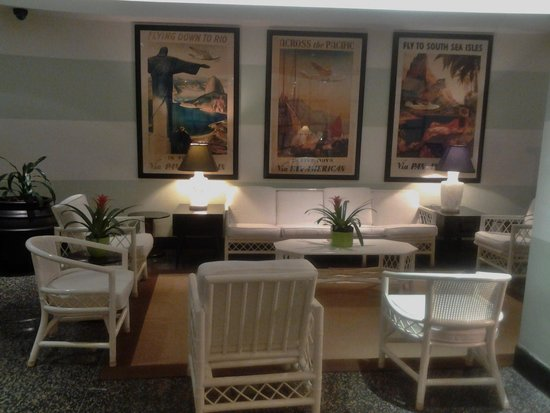 Richmond Hotel: personable