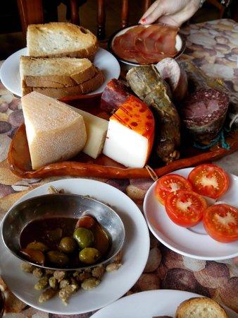 Restaurant Cal Titarró