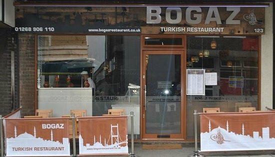 ‪Bogaz Turkish Restaurant‬
