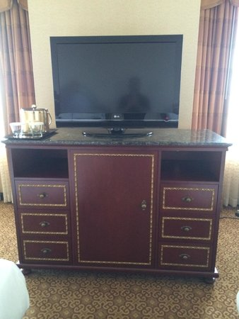 Hilton Chicago : TV