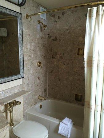 Hilton Chicago : Banheiro
