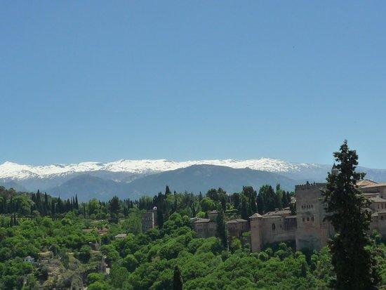 Albayzin: アルハンブラ宮殿