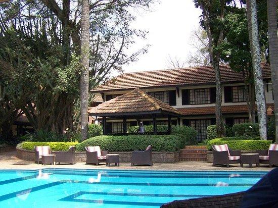 Southern Sun Mayfair Nairobi: Pool