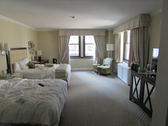 Warwick New York: our suite