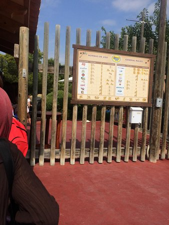 Western Water Park: Taquillas