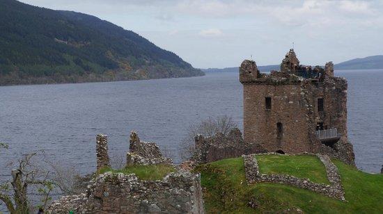 Loch Ness : Castelo Lago Ness